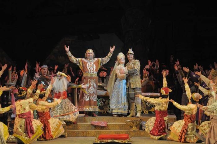 М. И. Глинка. Опера «Руслан и Людмила» / Фото: musicseasons.org