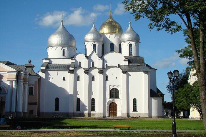 Софийский собор Великого Новгорода / Фото: sergeyurich.livejournal.com