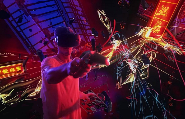 Художник оживил 3D-рисунки в воздухе с помощью современных технологий