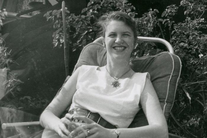 Сильвия Прат была талантливой поэтессой / Фото: https://wsimag.com