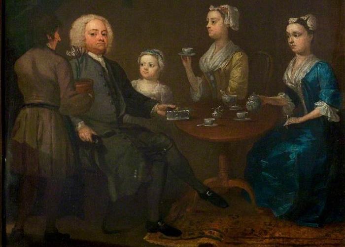 Чай был самым популярным напитком у британских колонистов Америки / Фото: ushistoryscene.com