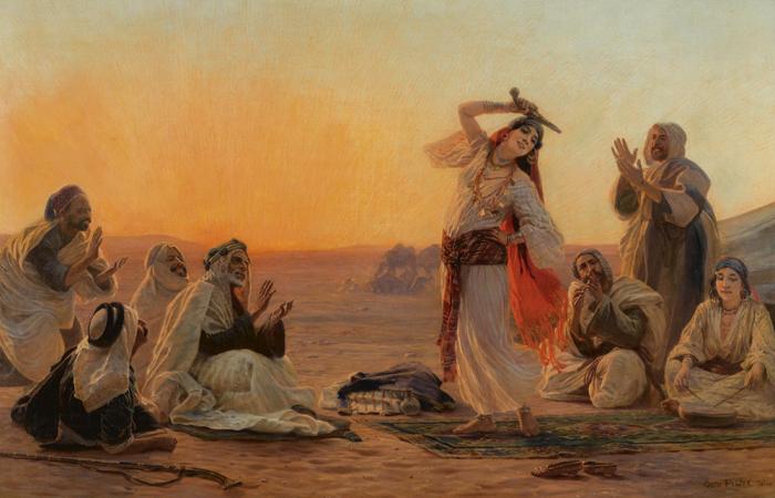 За кайну могли запросить целое состояние. / Фото: orientalismblog.wordpress.com