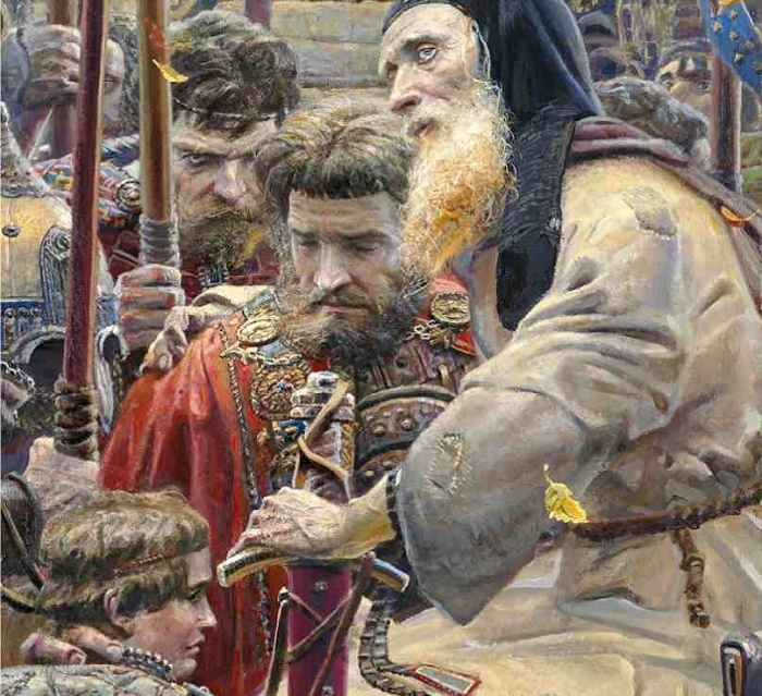 Часто княжичу суждено было проводить годы в плену у противников отца / Фото: russkiymir.ru