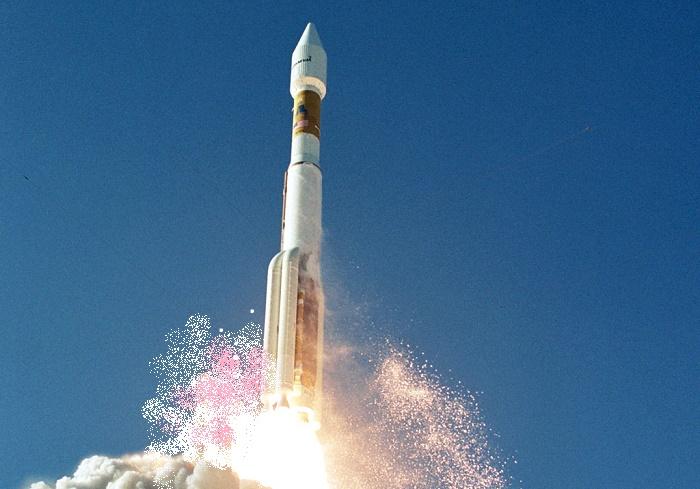 Ракета-носитель Atlas-Agena / Источник: twitter.com