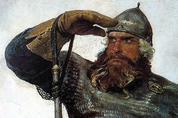 В.Васнецов «Богатыри» (фрагмент), 1898 год / Фото: cyrillitsa.ru