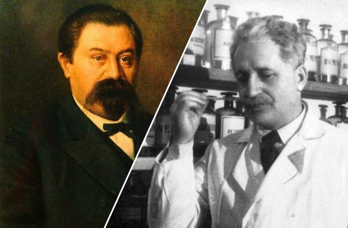 Генрих Брокар — мастер парфюмерного дела