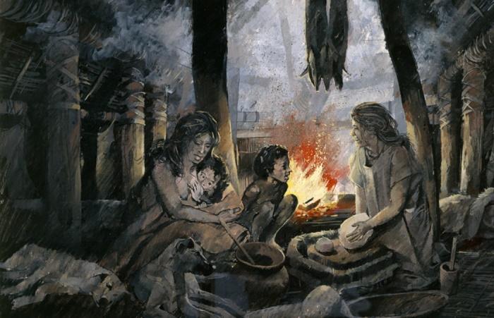Коллапс бронзового века / Фото: etc.worldhistory.org