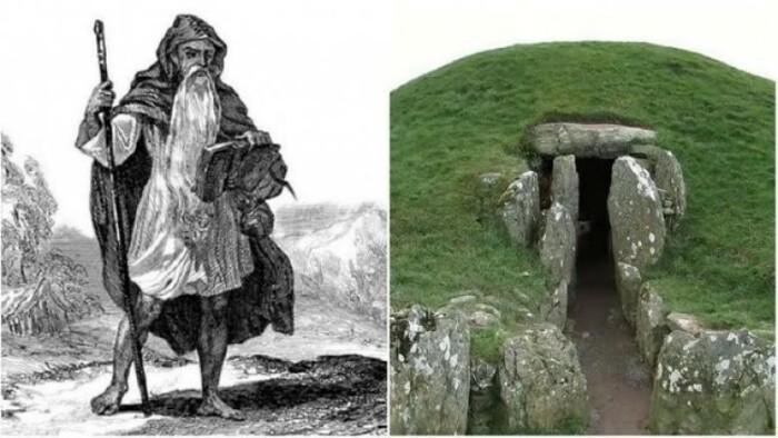 Археологи нашли захоронение древнего друида