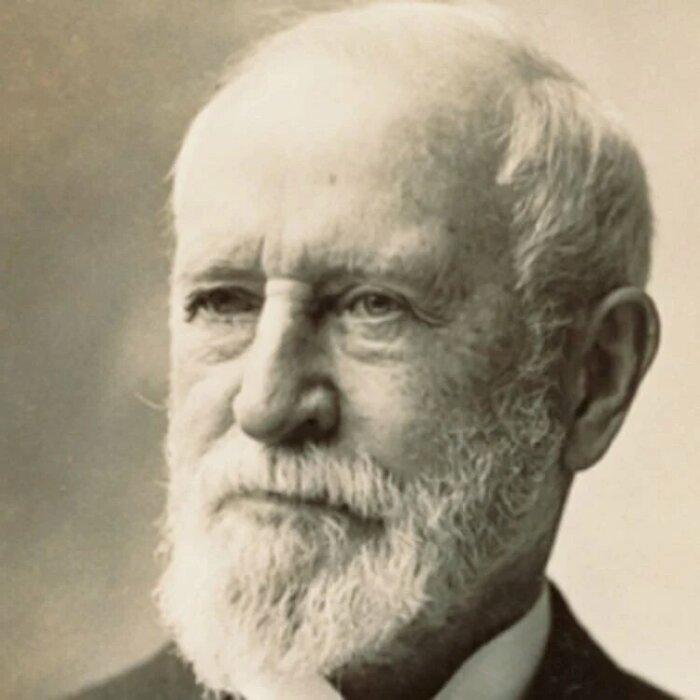 Чарльз Льюис Тиффани (15 февраля 1812 - 18 февраля 1902) / Фото: alchetron.com