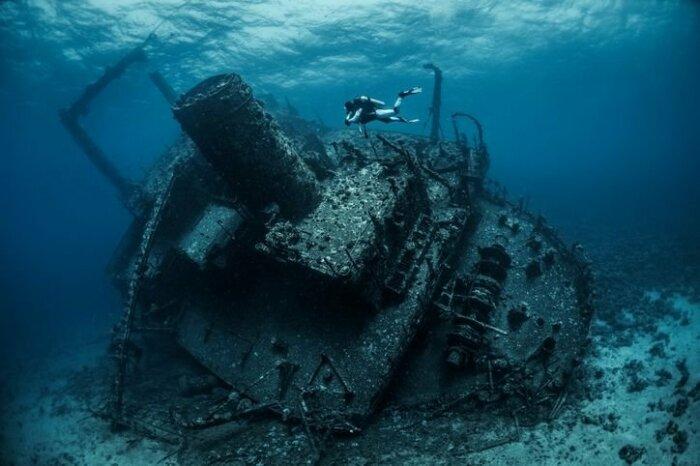 Точка Немо – «кладбище космических кораблей» / Фото: strelkamag.com