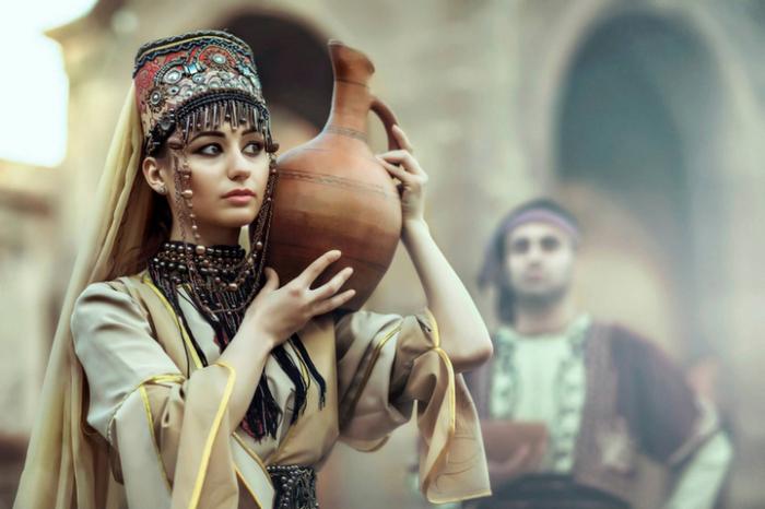 Девушка по имени Джаныке смогла спасти жителей Чуфут-Кале от смерти. / Фото:fotovmire.ru
