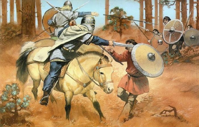 Викинги часто вторгались на восточноевропейские земли / Фото: flickr.com