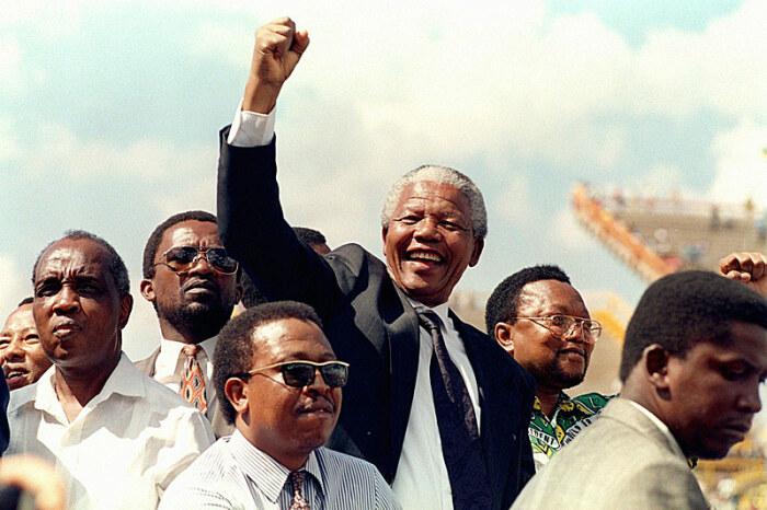 Смерть Манделы в 2013 году положила начало эффекту Манделы. / Фото:britannica.com