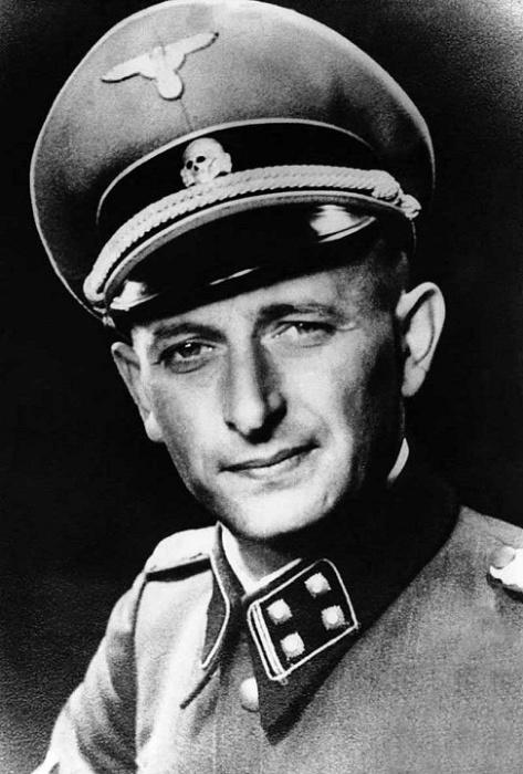 Адольф Эйхман. 1941 год. / Фото: wikipedia.org