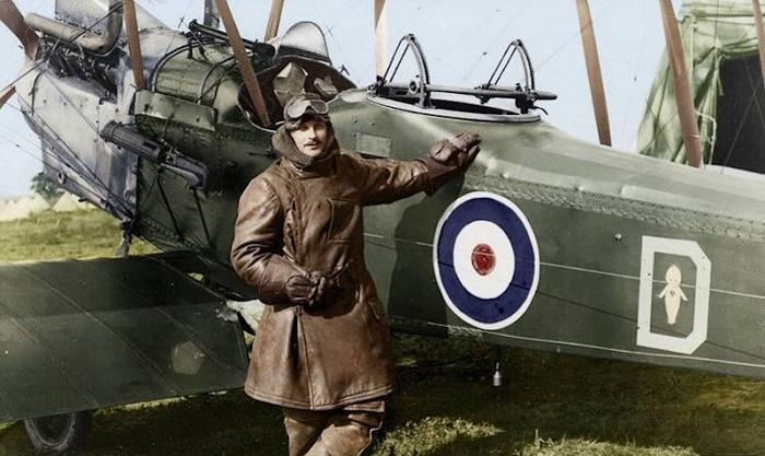 В конструкции моторов аэропланов I Мировой войны применялись нержавеющие сплавы / Фото: twitter.com