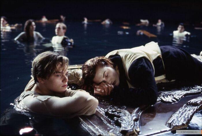 Кадр из фильма «Титаник» Джеймса Кемерона, 1997 г. / Фото: www.pinterest.com