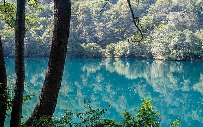 Голубые озёра Кабардино-Балкарии / Источник: uw360.asia
