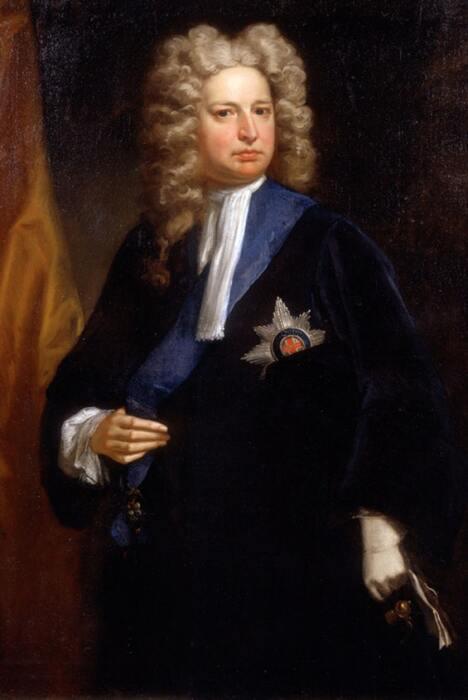Роберт Харли, портрет кисти Джонатана Ричардсона, примерно 1710 год / Источник: historicalportraits.com