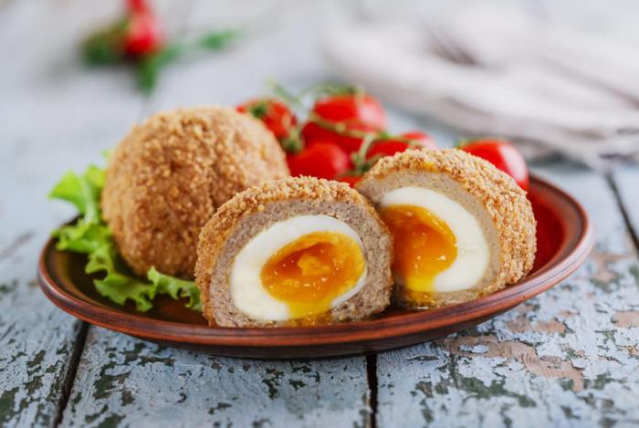 Яйца по-шотландски / Фото: www.recetin.com