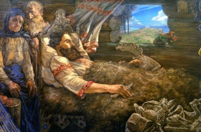Русский богатырь был прикован к постели 33 года / Фото: http://www.filipoc.ru/