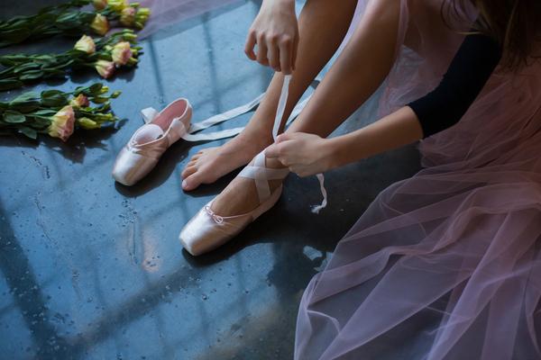 Соврменные пуанты / Фото: prophotos.ru/