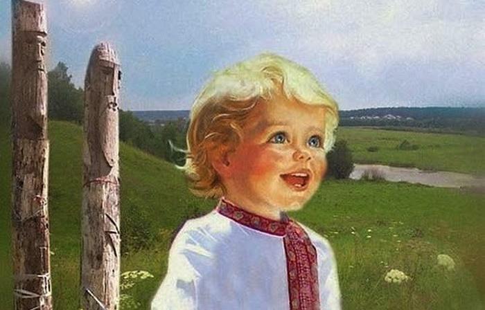 После рождения княжич получал сразу два имени / Фото: pinterest.com