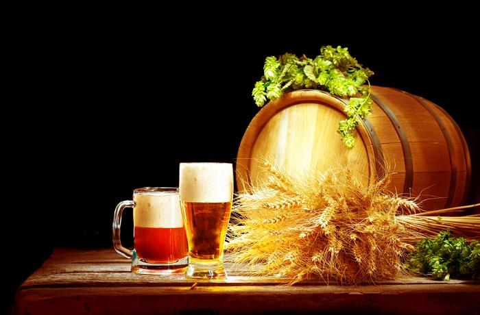 Олус на Руси варили так же, как и пиво /Фото: culture.ru.