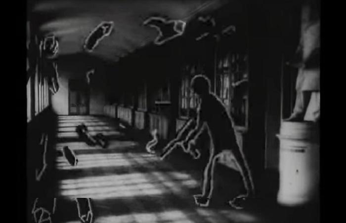 Кадр из скретч-анимационного фильма Бориса Казакова «Колы» / Фото: syfy.com