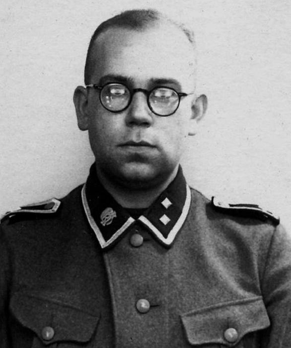 Конрад Морген. 1943 год. / Фото: spiegel.de