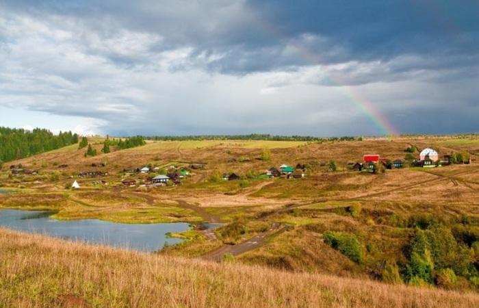 Молёбка – живописное и загадочное место на Урале / Фото: uraloved.ru