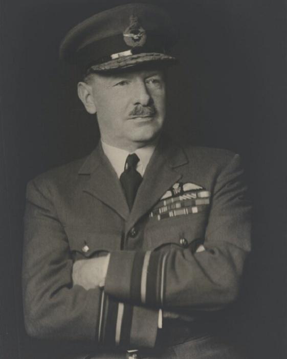 Маршал авиации Артур Харрис, 1942 год / Фото: npg.org.uk
