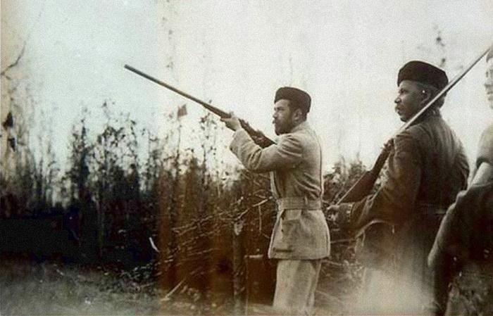 Николай II на охоте в Беловежской Пуще. Сентябрь 1895 года / Фото: pinterest.com