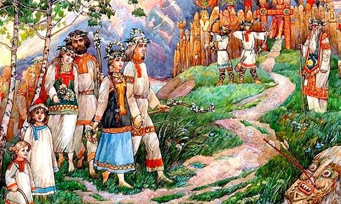 Много традиций славян дошло до сегодняшних дней / Фото: meetrussia.online