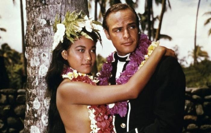 """Кадр из фильма «Мятеж на """"Баунти""""» 1962 года. Кристиана Флетчера сыграл Марлон Брандо / Источник: was.media.com"""