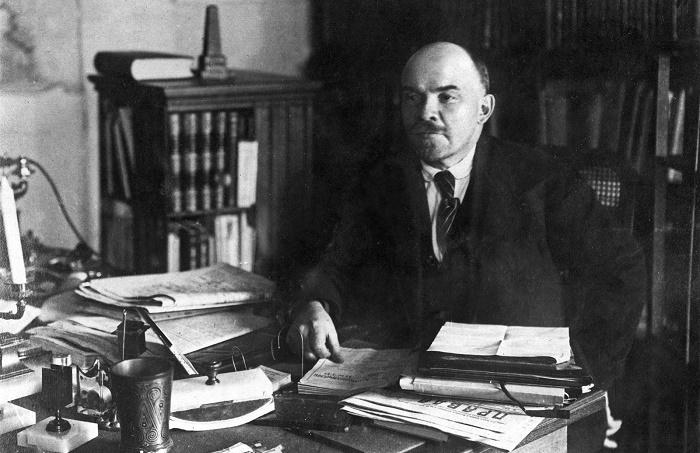 В.И. Ленин был противником единого государственного языка / Фото: britannica.com