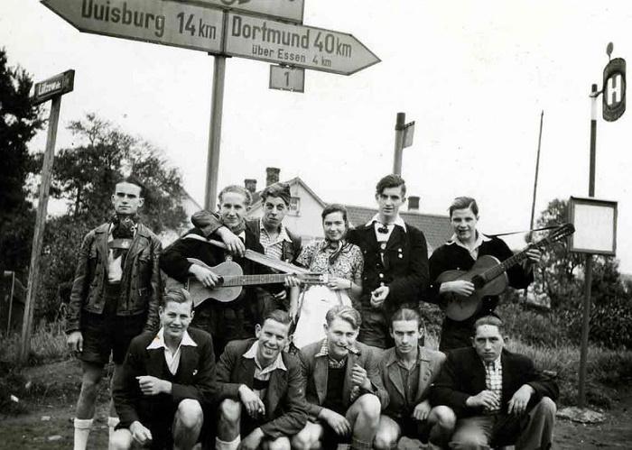 «Пираты Эдельвейса», 1936 год / Фото: lokalklick.eu