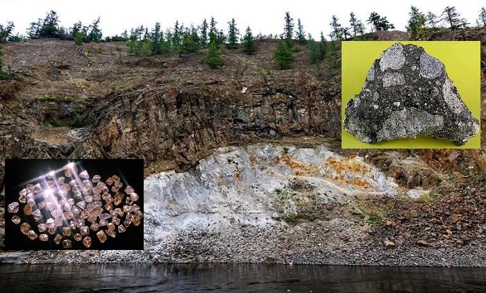 Попигайские метеоритные алмазы / Фото: redice.tv
