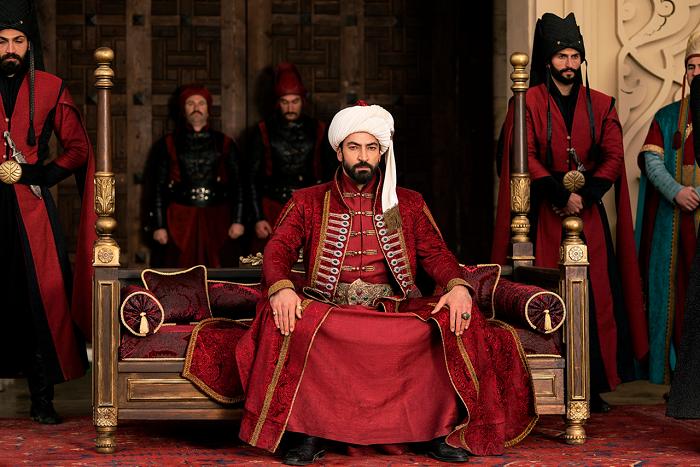 Кадр из турецкого телесериала «Мехмед - завоеватель мира» / Фото: mehmed.ru