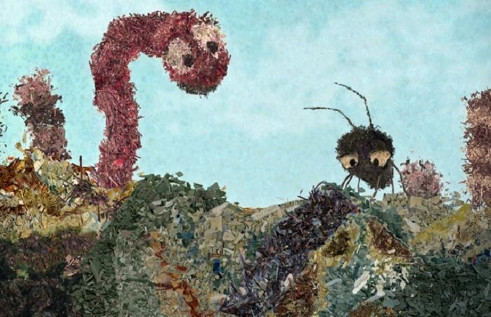 Кадр из мультфильма «Чинти» режиссера Натальи Мирзоян / Фото: indiewire.com