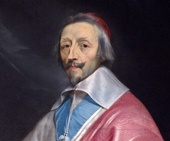 Кардинал Арман Жак дю Плесси Ришелье / Источник: wikipedia.org