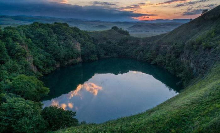 Голубые озёра Кабардино-Балкарии / Источник: earth-chronicles.com
