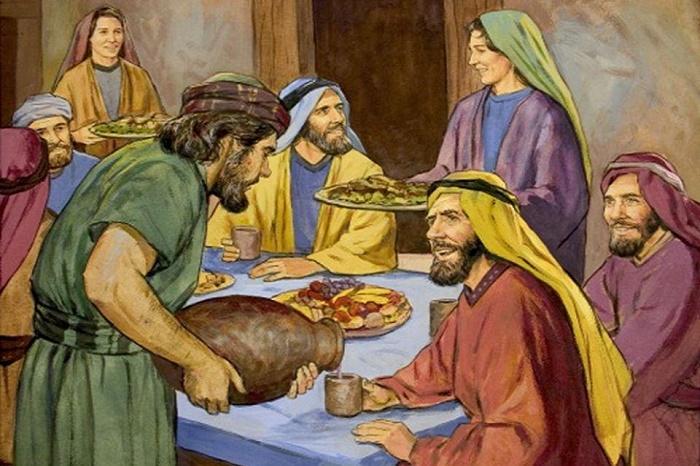 Алкогольный напиток сикера упоминается ещё в Библии /Фото: culture.ru.