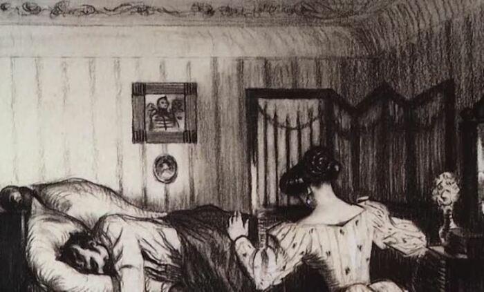 Гоголь часто болел и любил обсуждать свои недуги. / Фото: wwwzoryacom.blogspot.com