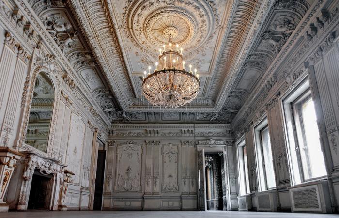 Танцевальный зал. / Фото: открытыйгород.рф