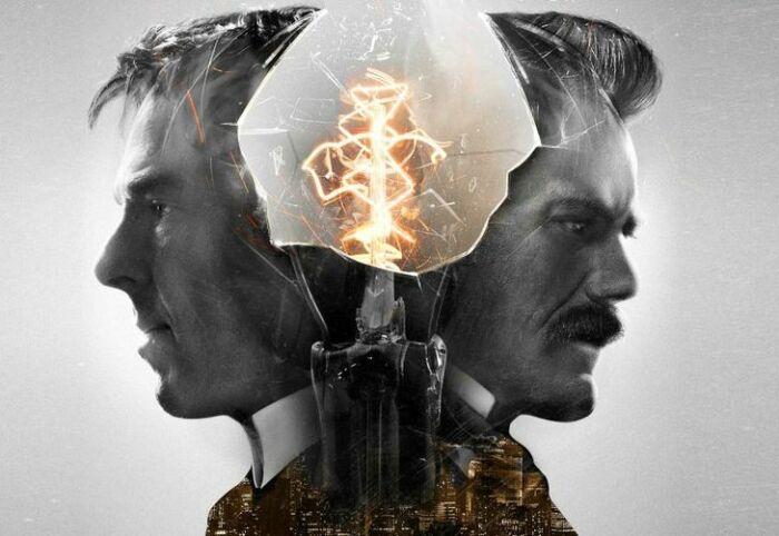 По мотивам противостояния Эдисона и Теслы в 2019 году был снят фильм «Война токов» / Фото: film.ru