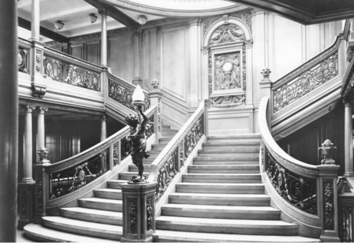 Интерьер «Титаника»  / Фото: journal.homemania.ru