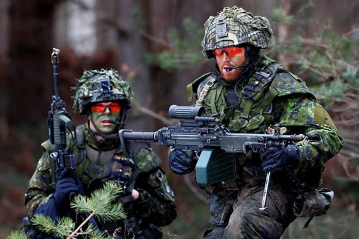 Вполне возможно, что и современным солдатам перед военными операциями дают психоактивные вещества / Фото: twitter.com