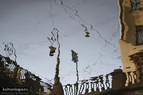 «Петербург. Наводнение». Фотопроект Анастасии Шельбах.