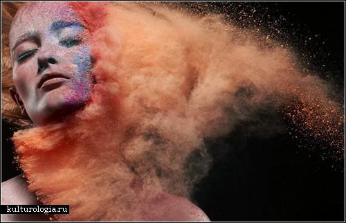 Красочные фотографии Иэна Кроуфорда