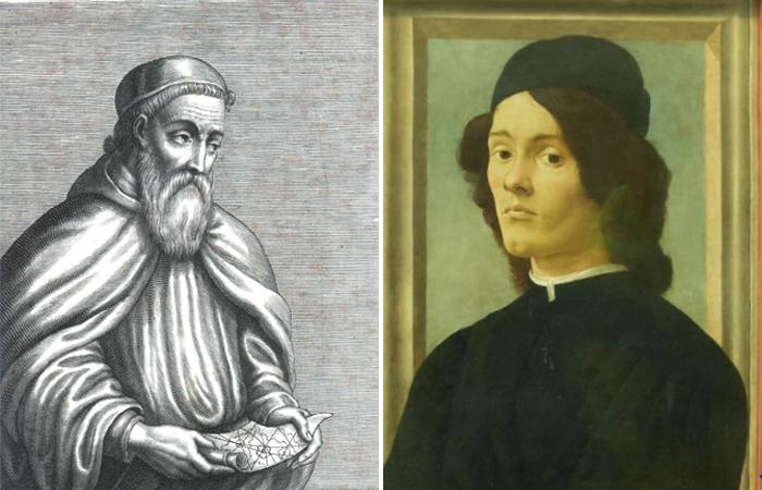 Америго Веспуччи и Марко Веспуччи